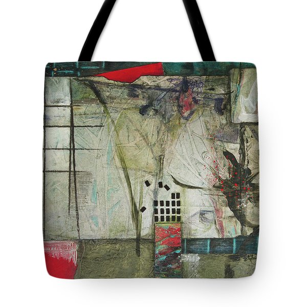 Chaotic Comforts Tote Bag