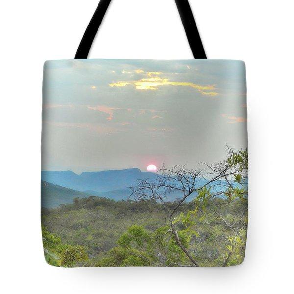 Chapada Dos Veadeiros Tote Bag