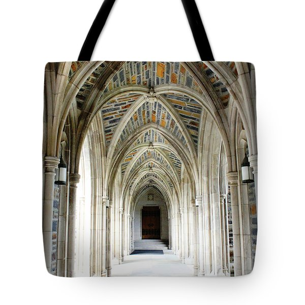 Chapel Archway Tote Bag