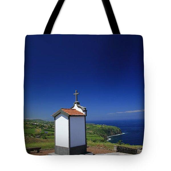 Chapel Tote Bag by Gaspar Avila