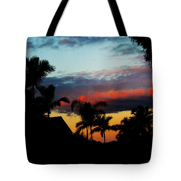Chapel Hill Afternoon Tote Bag