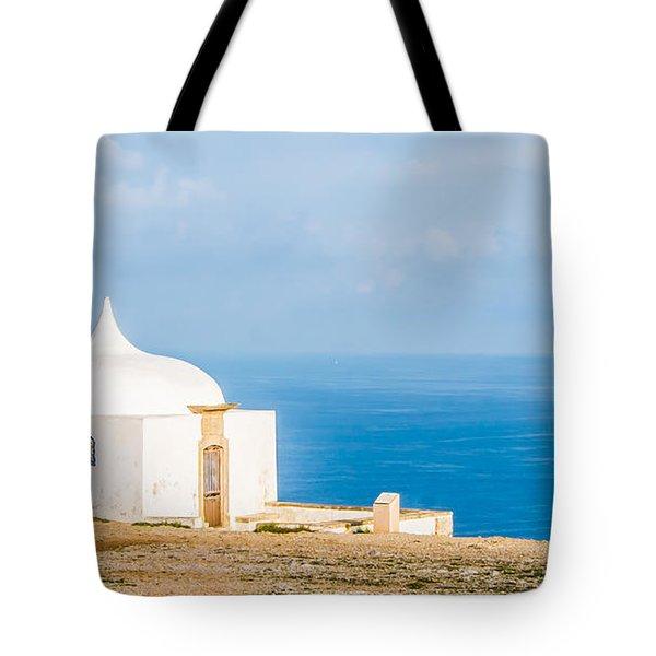 Chapel Of Memory Tote Bag