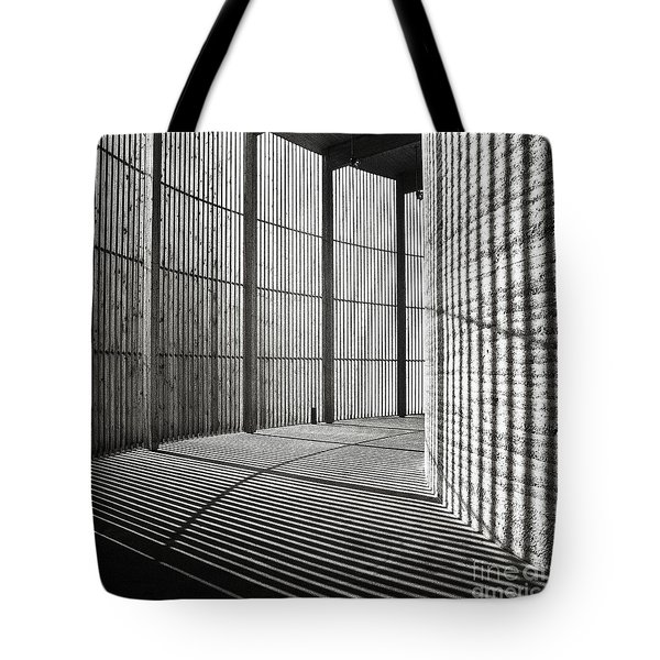 Tote Bag featuring the photograph Chapel Of Reconciliation In Berlin by Silva Wischeropp