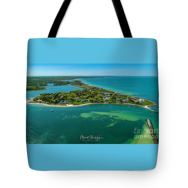 Chapoquoit Island Tote Bag