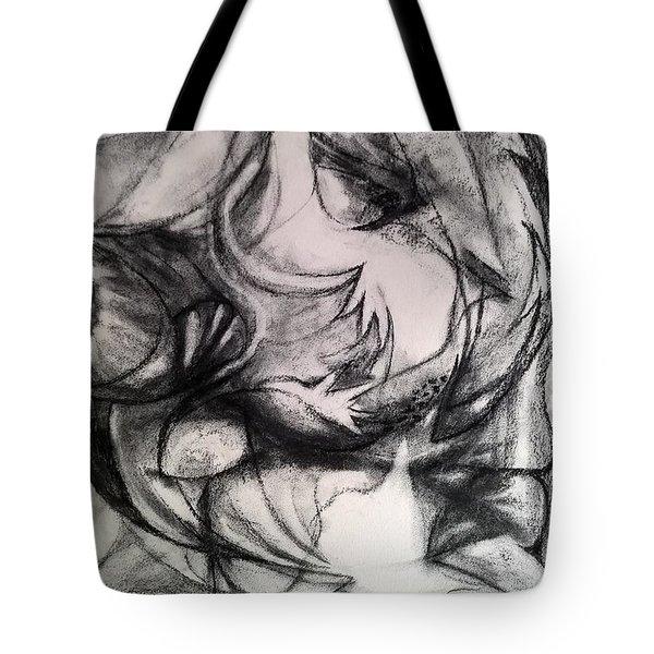 Charcoal Study Tote Bag