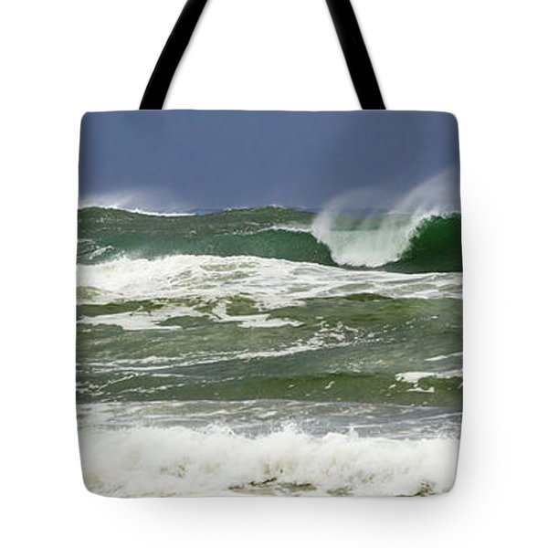 Tote Bag featuring the photograph Charging Forward by Michelle Wiarda