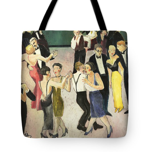 Charity Ball Tote Bag