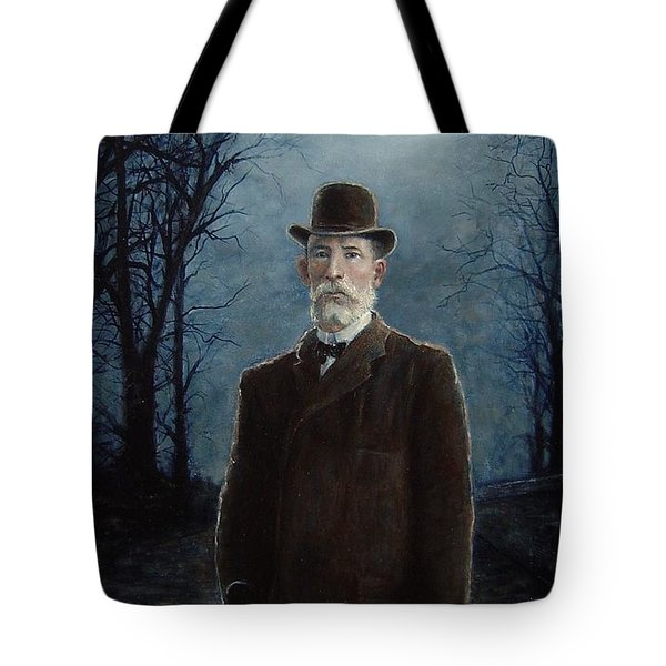 Charles A. Squires Tote Bag