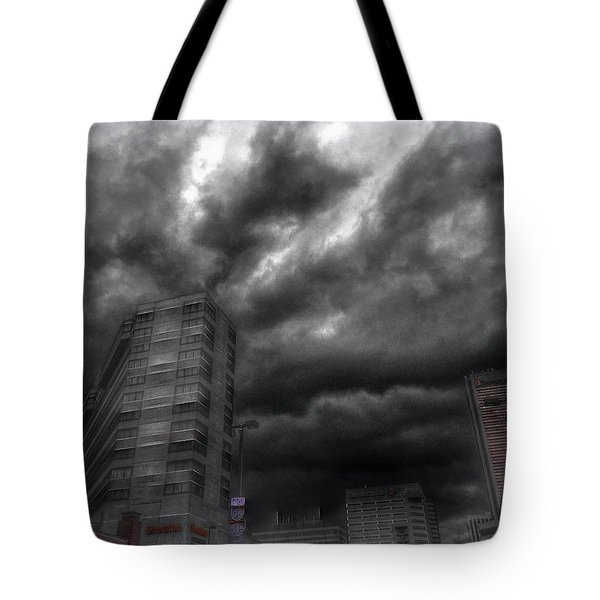 Charles And Conway 5 June 16 Tote Bag