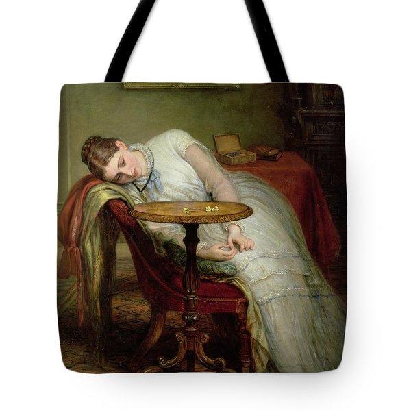 Charles West Cope  Tote Bag
