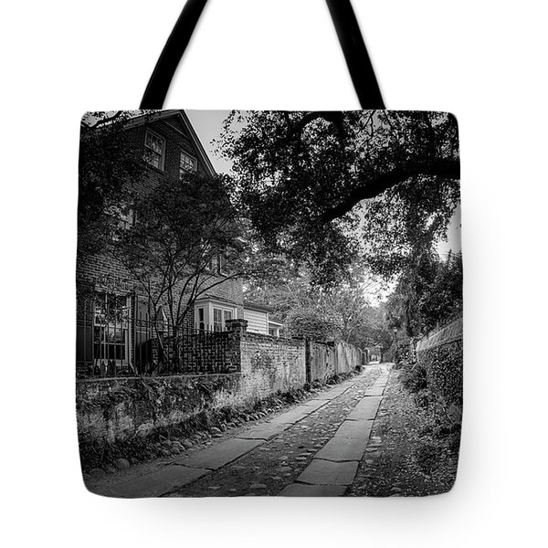 Charleston Ally Path Tote Bag