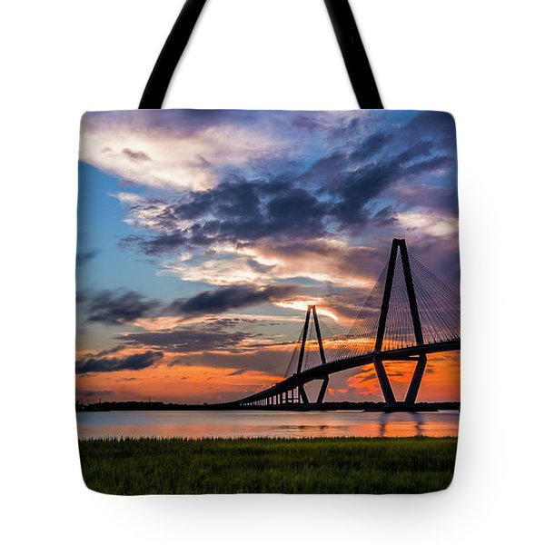 Tote Bag featuring the photograph Charleston by RC Pics