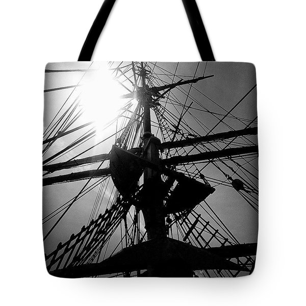 Return Voyage  Tote Bag