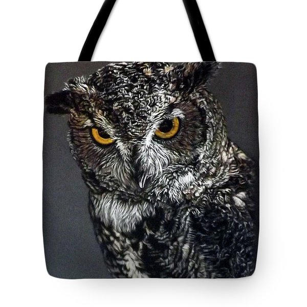 Charley Tote Bag by Linda Becker