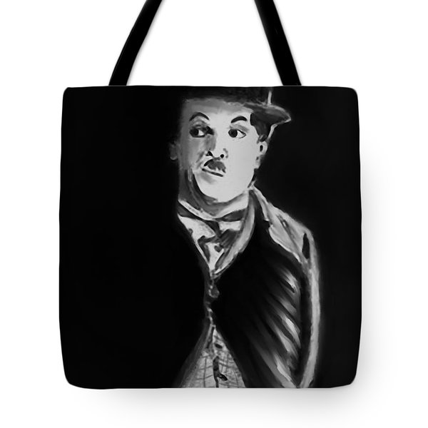Charlie Tote Bag by Arline Wagner