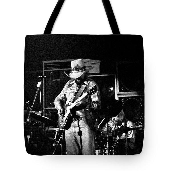 Charlie Daniels  Tote Bag