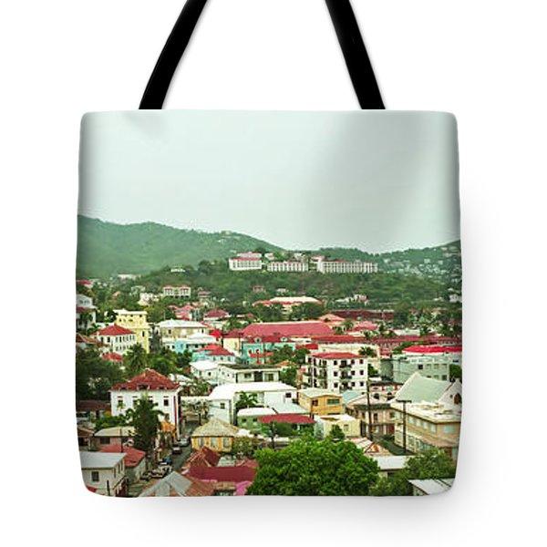 Charlotte Amalie 1994 Tote Bag