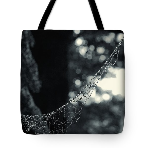 Charlotte's Necklace Tote Bag