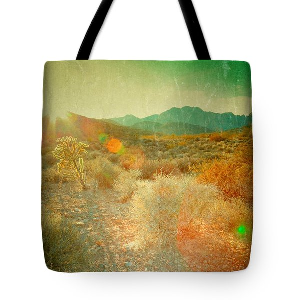 Charm Tote Bag by Mark Ross