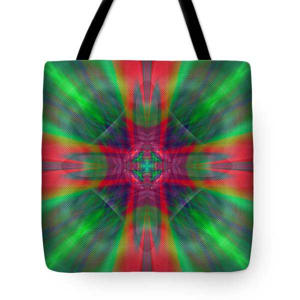 Charmed Luminescence Tote Bag