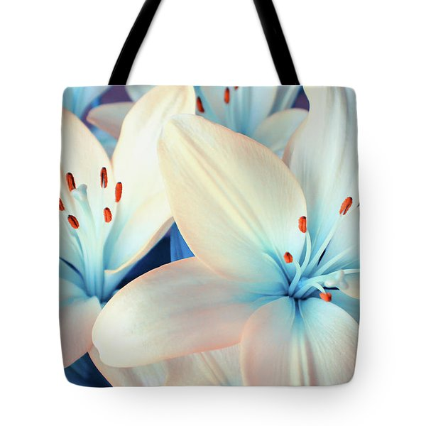 Charming Elegance Tote Bag