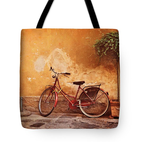 Charming Lucca Tote Bag