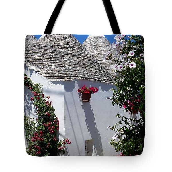 Charming Trulli Tote Bag