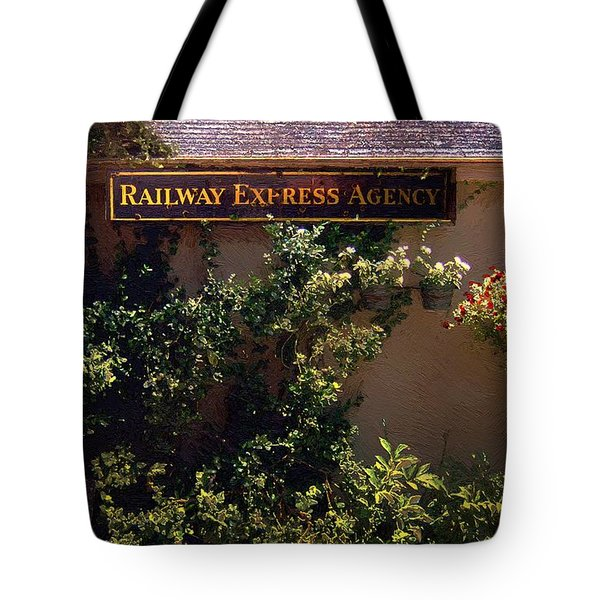 Charming Whimsy Tote Bag by RC deWinter