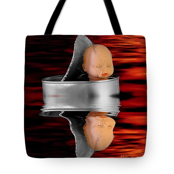 Charon - The Ferryman To The Underworld Tote Bag by Michal Boubin