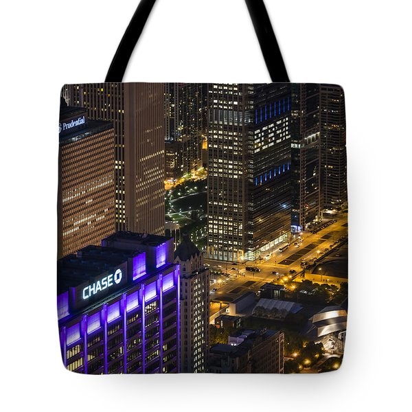 Chase Tote Bag by Andrea Silies