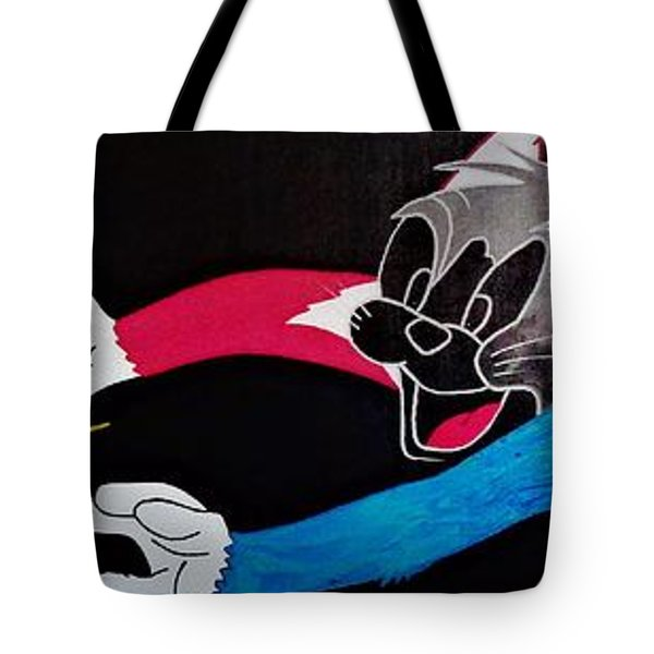 Chase Your Dream Tote Bag