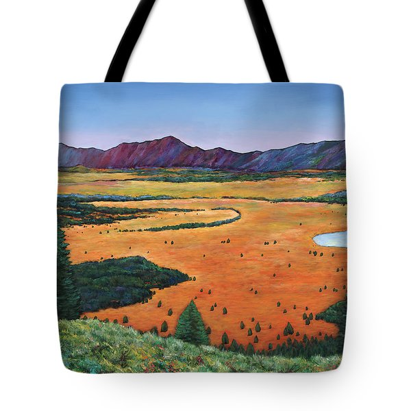 Chasing Heaven Tote Bag