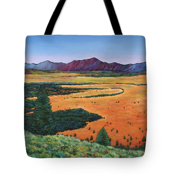 Chasing Heaven Tote Bag