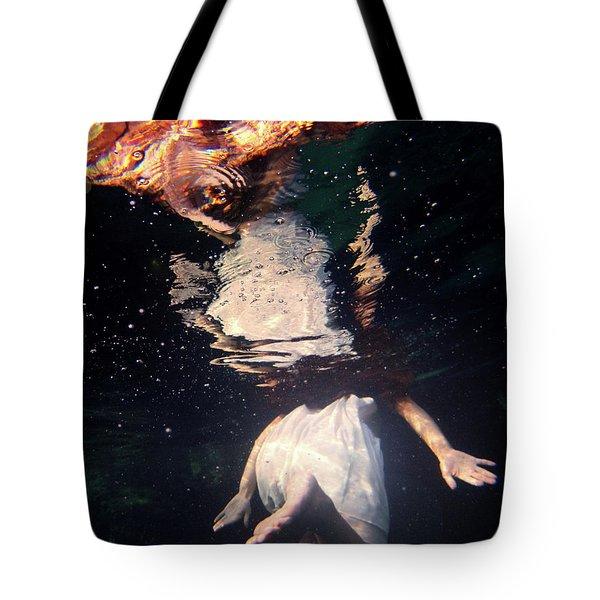 Chasing Sirens Tote Bag