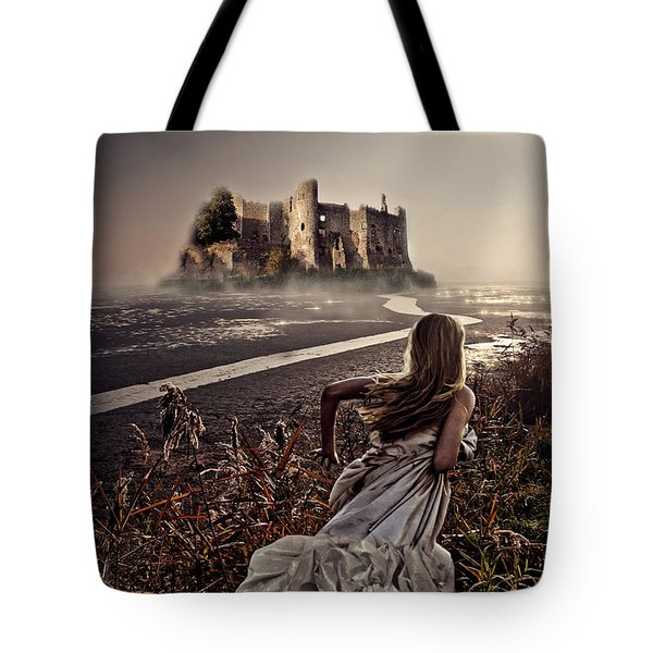 Chasing The Dreams Tote Bag