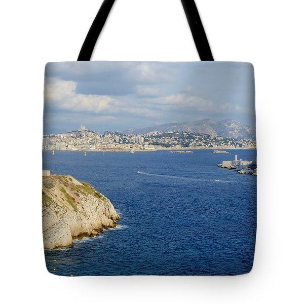 Chateau D'if-island Tote Bag