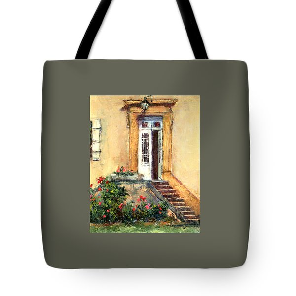 Chateau Le Pinacle Tote Bag