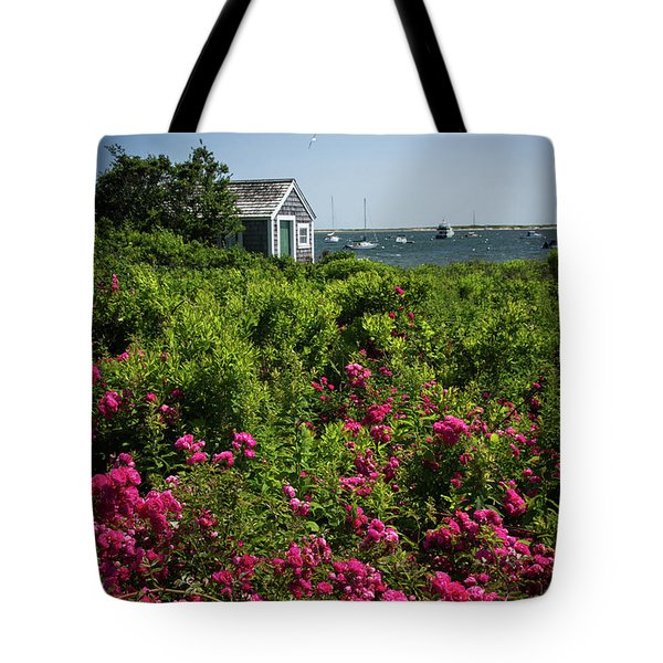 Chatham Boathouse Tote Bag