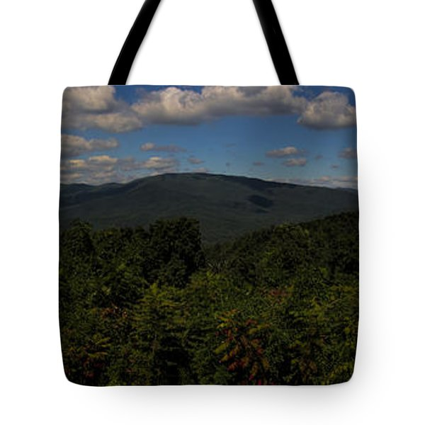 Chattahoochee Forest Overlook Tote Bag