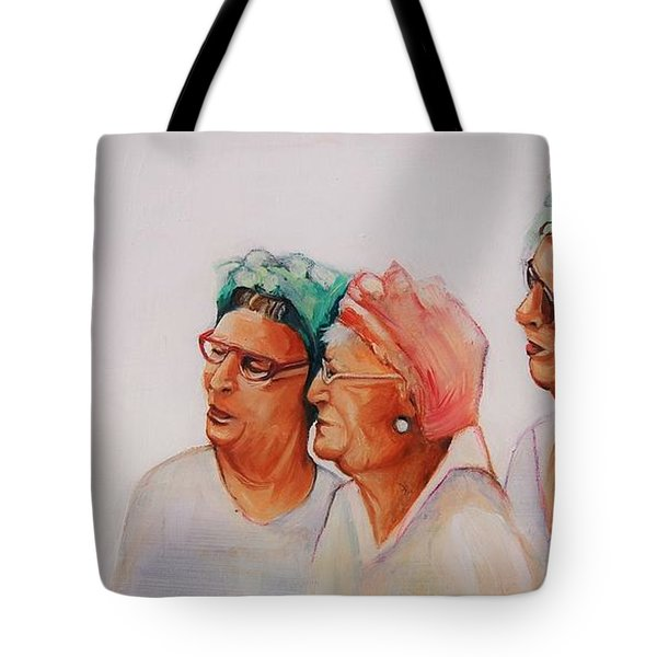 Paradise Trailer Park Welcoming Committee Tote Bag