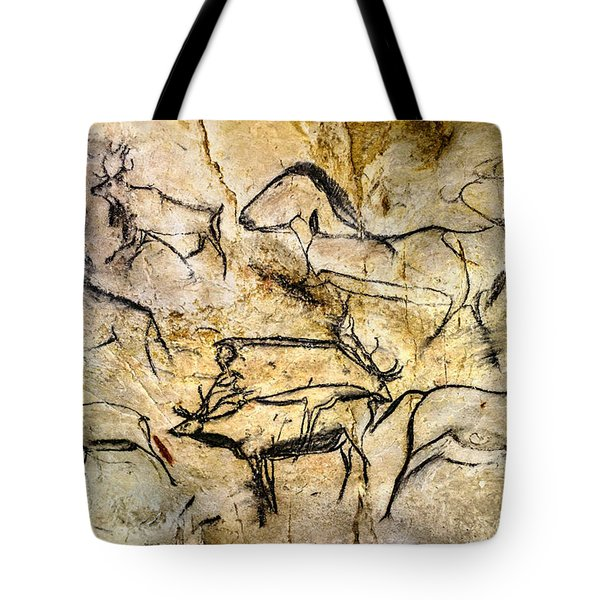 Chauvet Deer Tote Bag