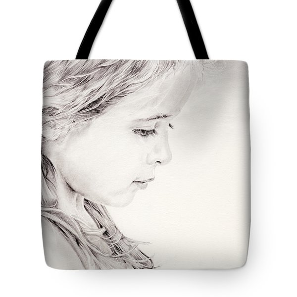 Chavonne Tote Bag by Shevin Childers