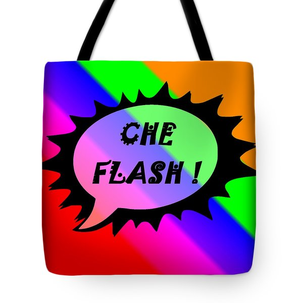 Che Flash Tote Bag
