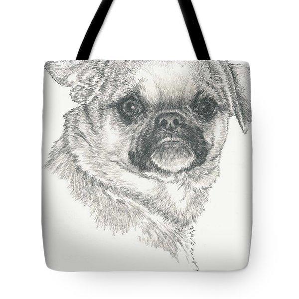 Cheeky Cheeks Tote Bag