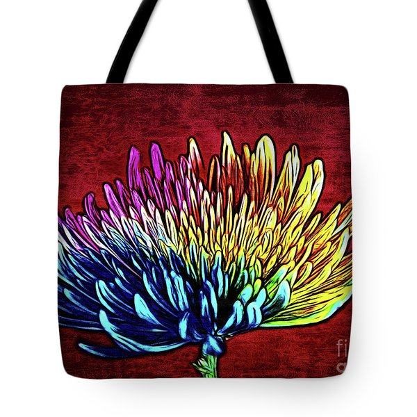 Cheerful 147 Tote Bag