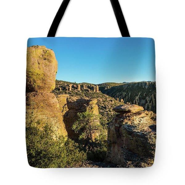 Cheers For Chiricahua Tote Bag