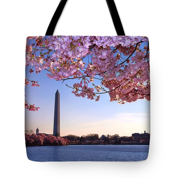 Cheery Cherry Dc Tote Bag