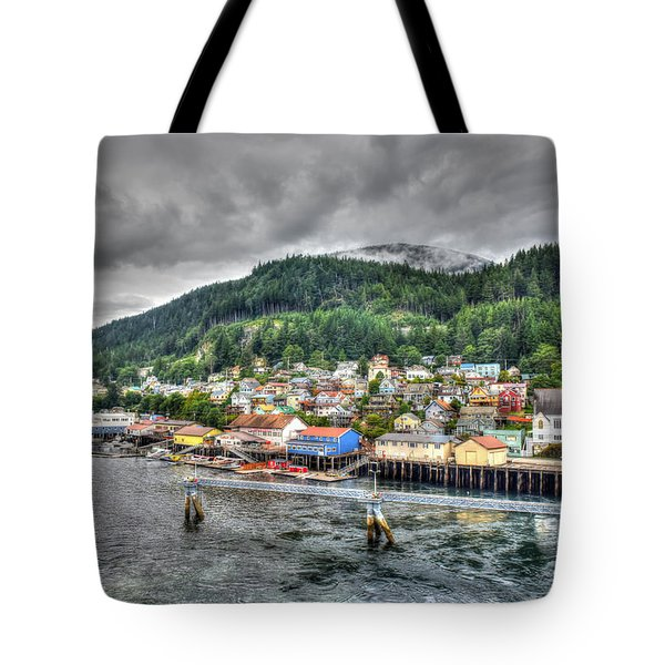 Cheery Tote Bag