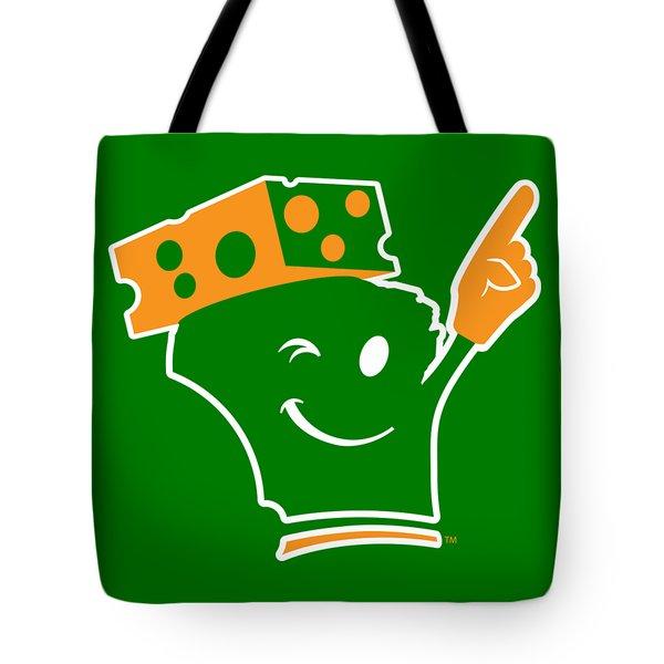 Cheeseheader Tote Bag