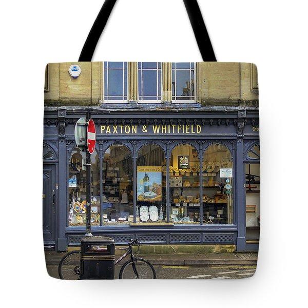 Cheesemonger Shop Tote Bag